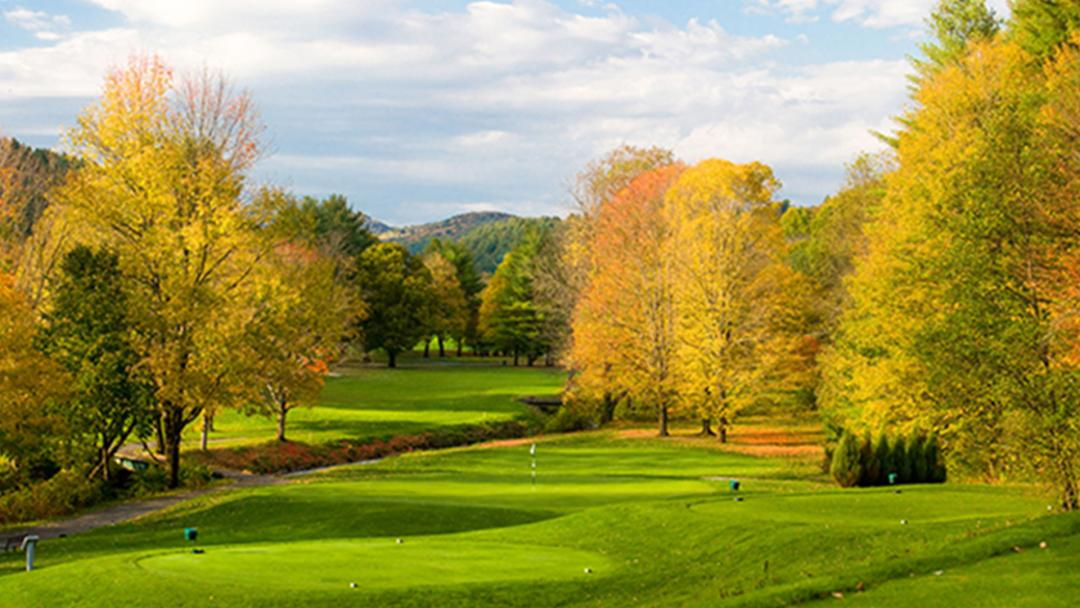Woodstock Country Club Foliage
