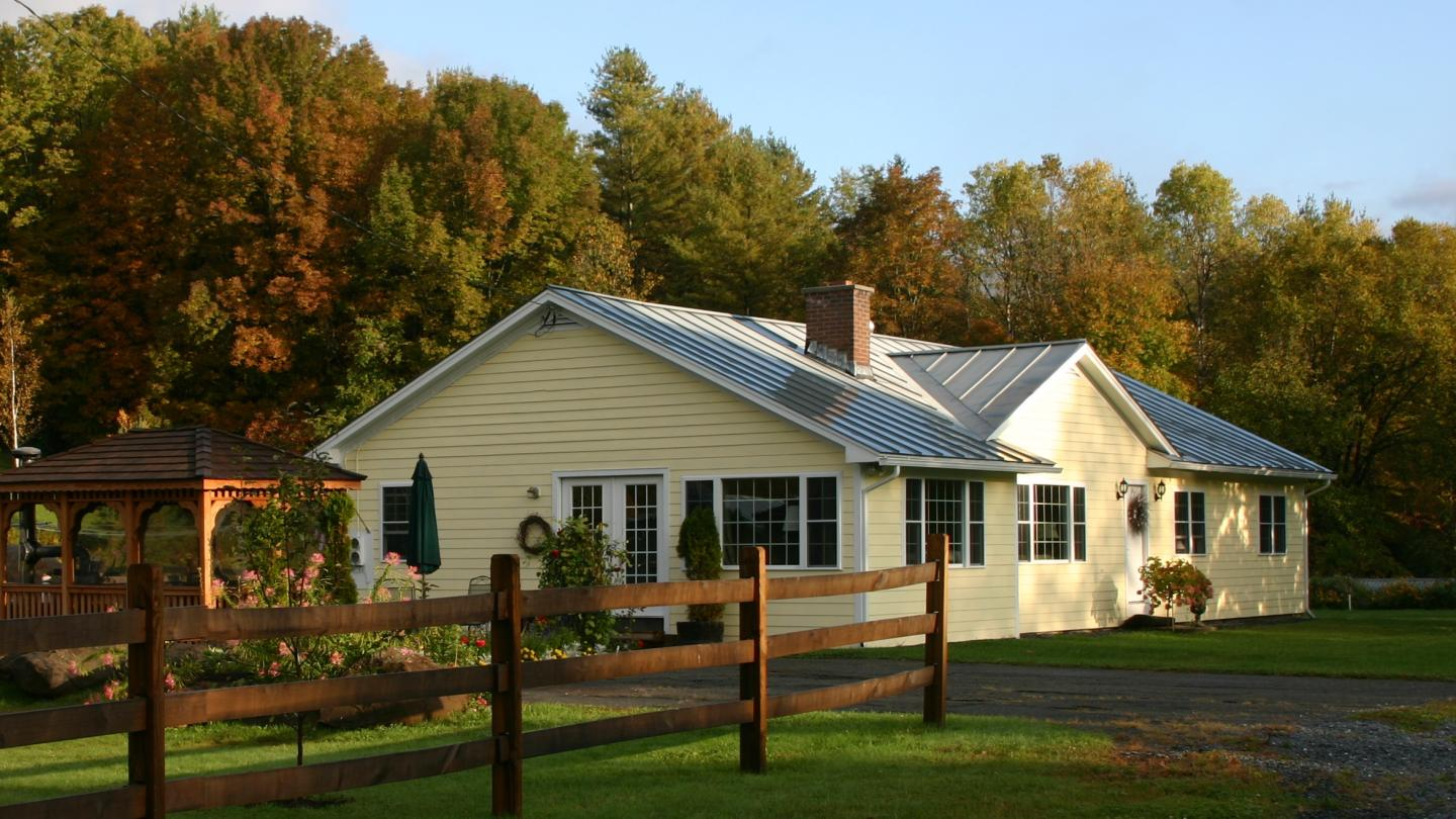 Dana Road House vacation rental Woodstock VT