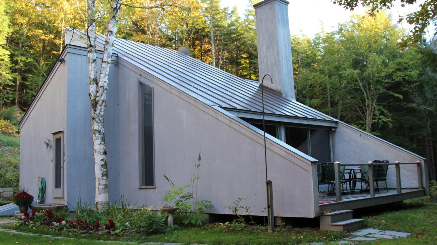 Falcon House vacation rental Woodstock VT