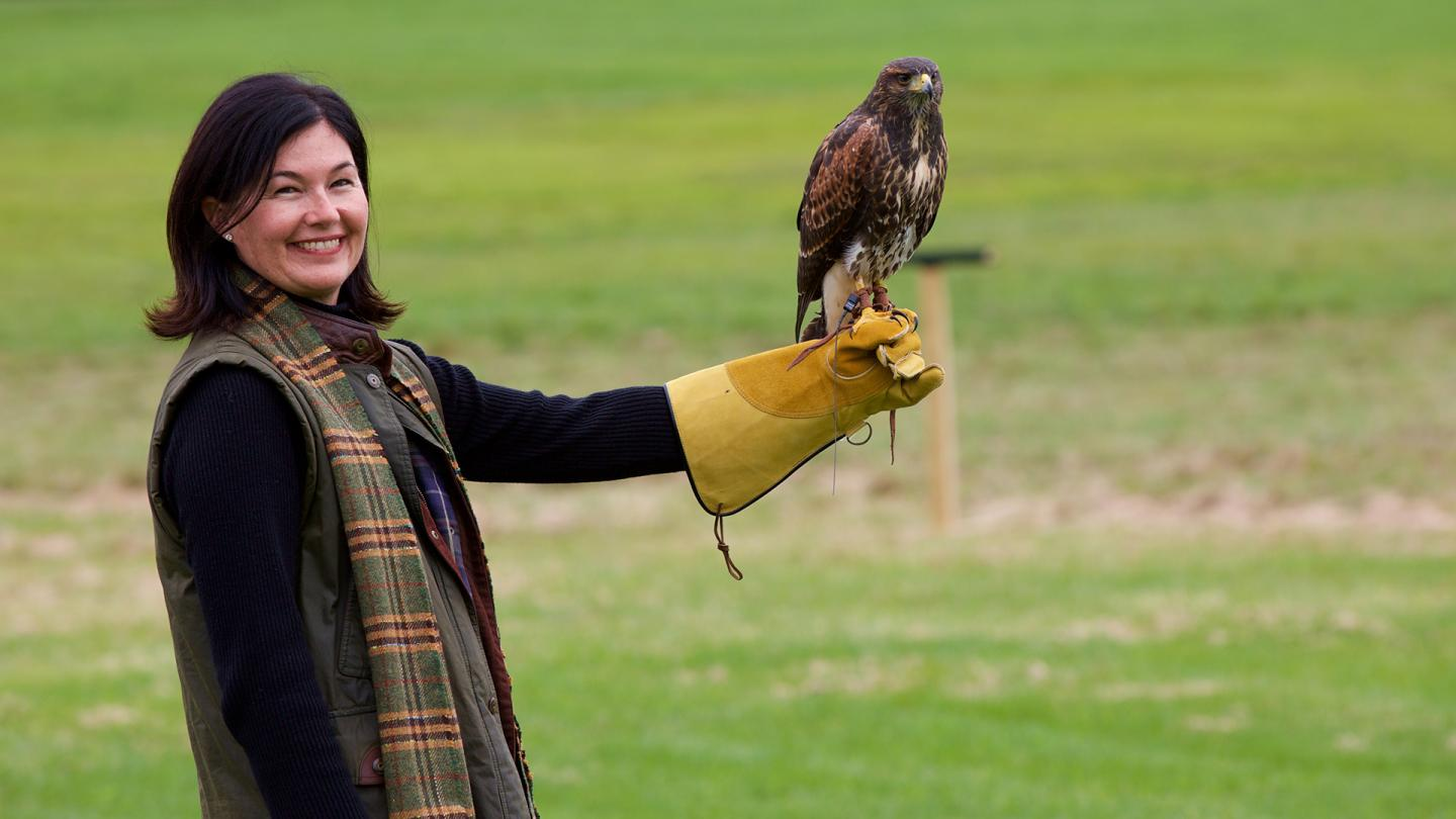 New England Falconry Center at the Woodstock Inn & Resort
