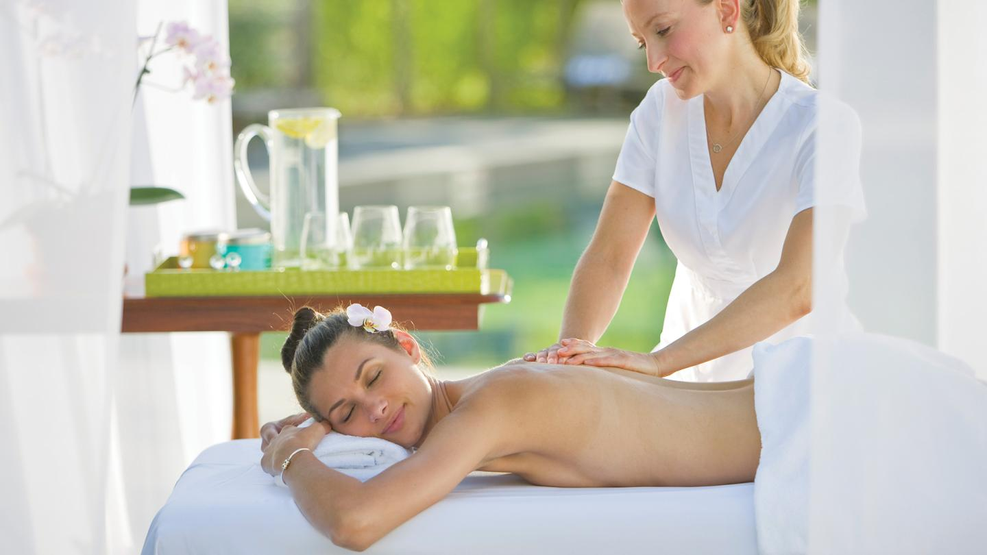Spa Treatments at the Woodstock Inn & Resort