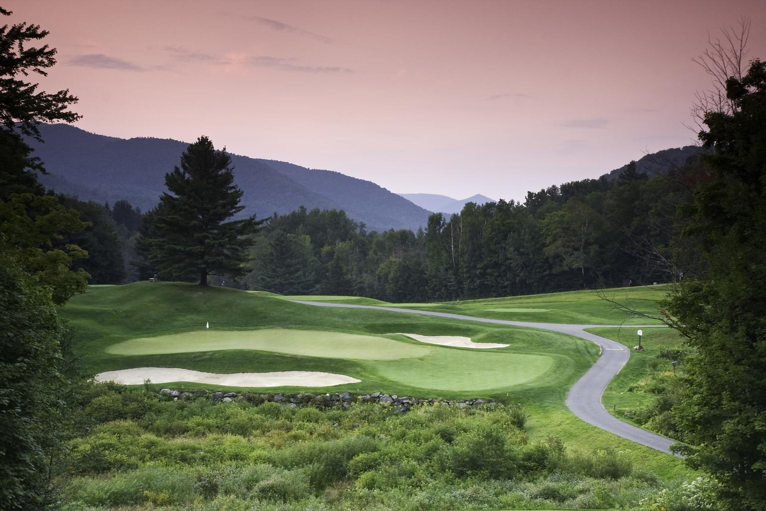 Green Mountain National Golf Course Hole #7