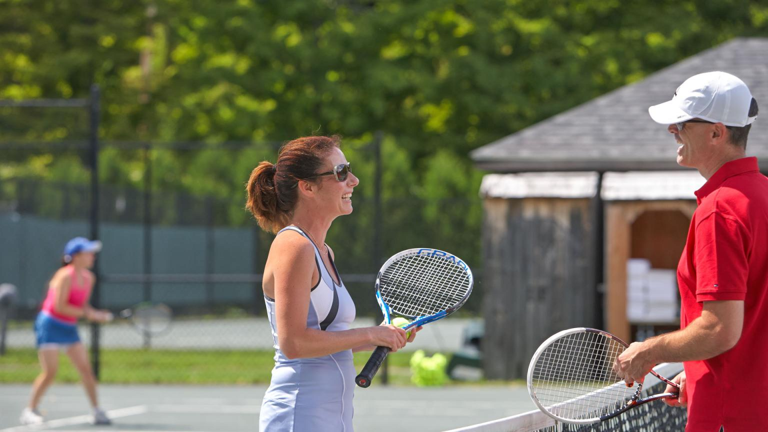 Racquet Sports in the Woodstock Area